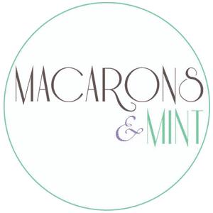 Macarons & Mint