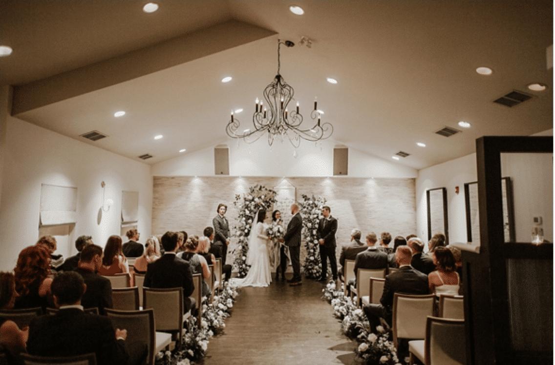 Sassafraz Wedding Venue