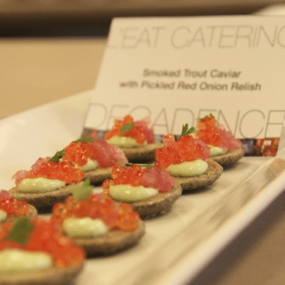10 Top Event Catering Companies in Toronto