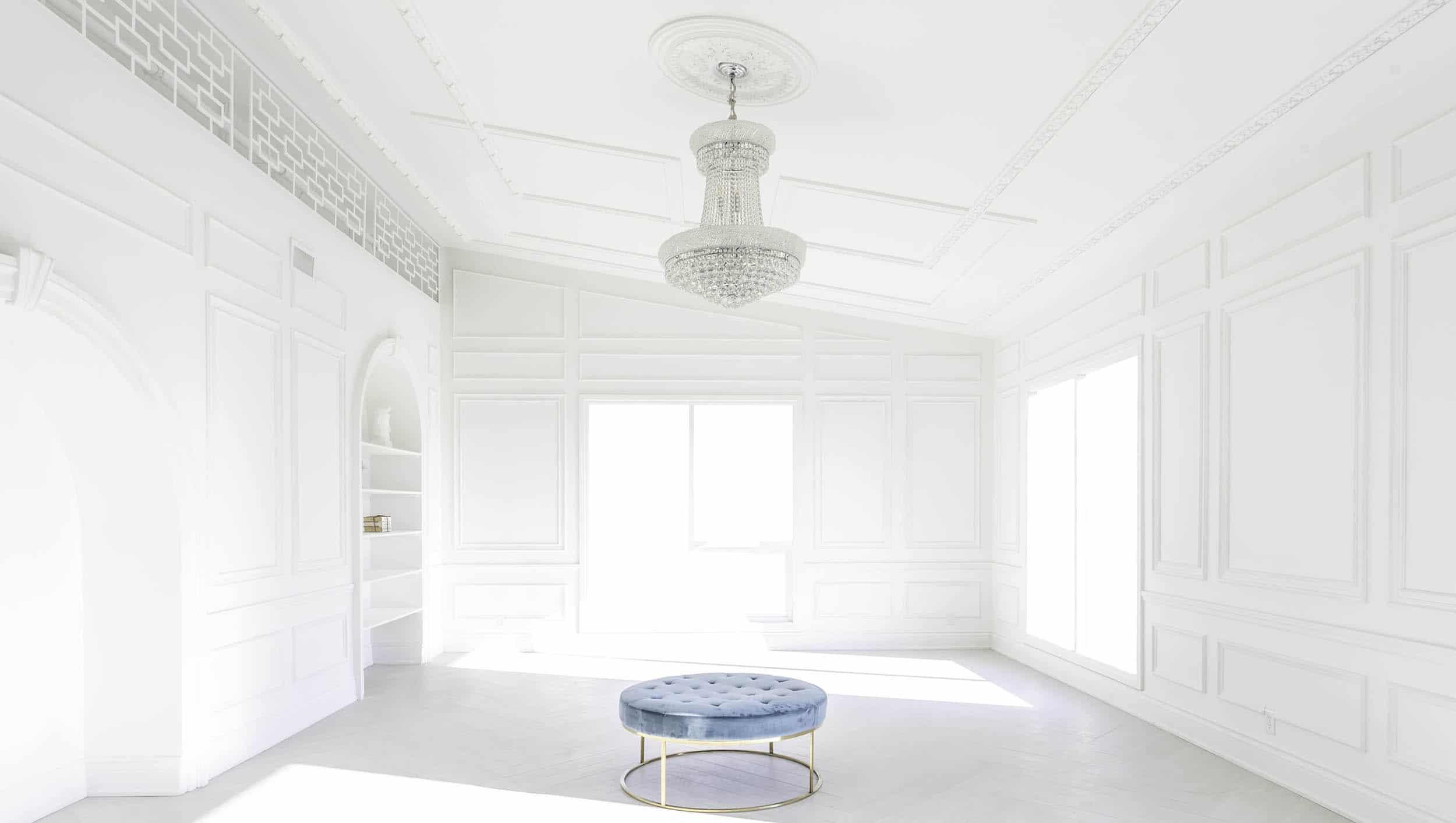 Mint Room's White Loft