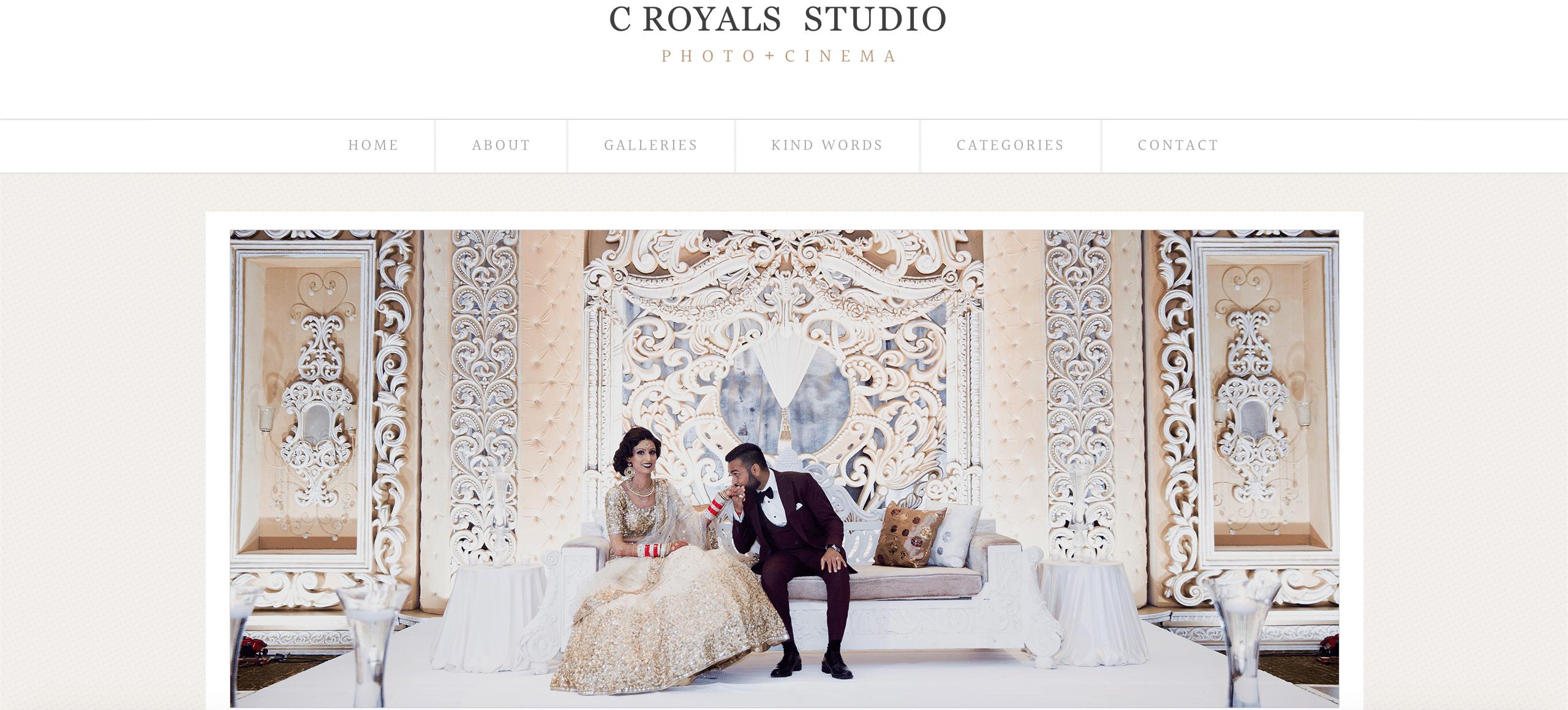 C. Royals Studio