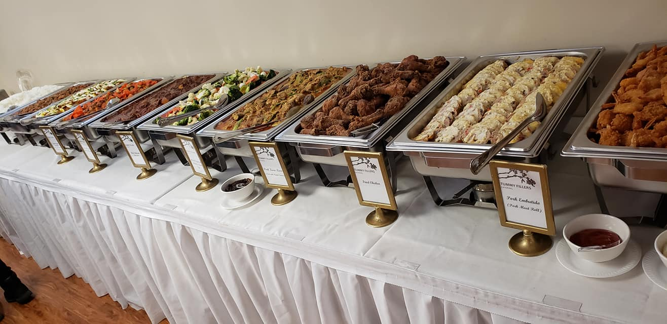 Tummy Fillers - Catering & Balloon Design