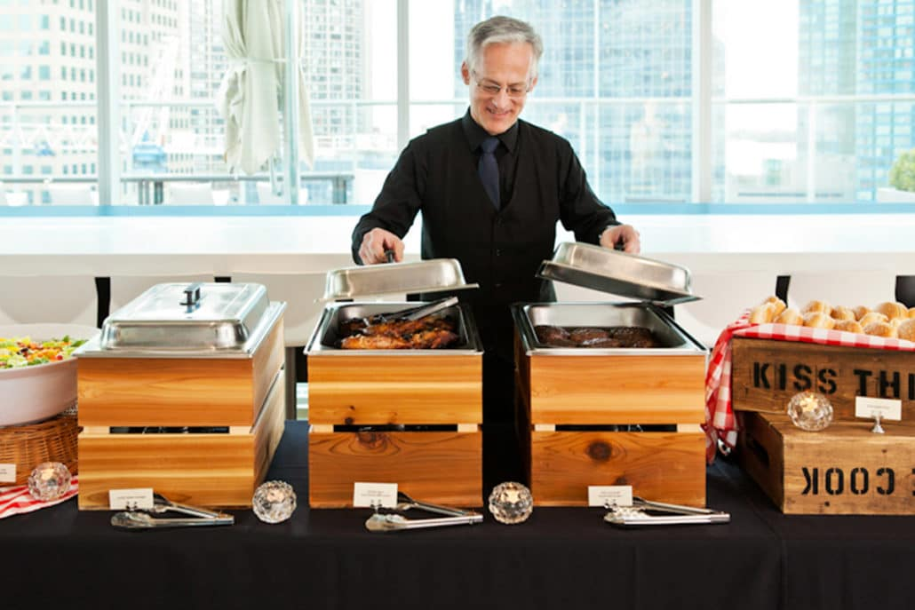 Kiss the Cook Toronto Catering