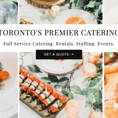 10 Top Wedding Caterers in North York