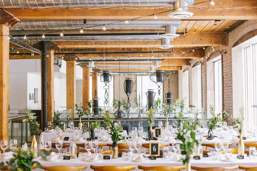 Warehouse Wedding Venues