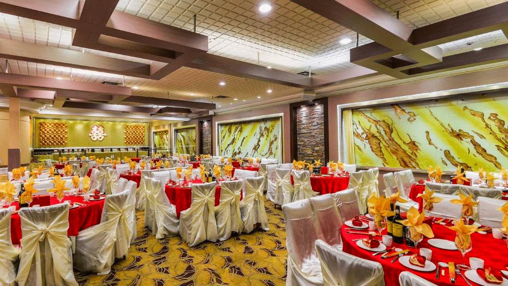 Dragon Boat Fusion Cuisine Banquet Hall