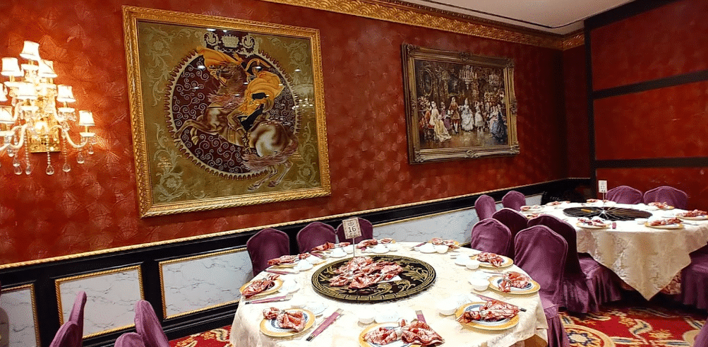 Crown Prince Chinese Wedding Venues in Toronto