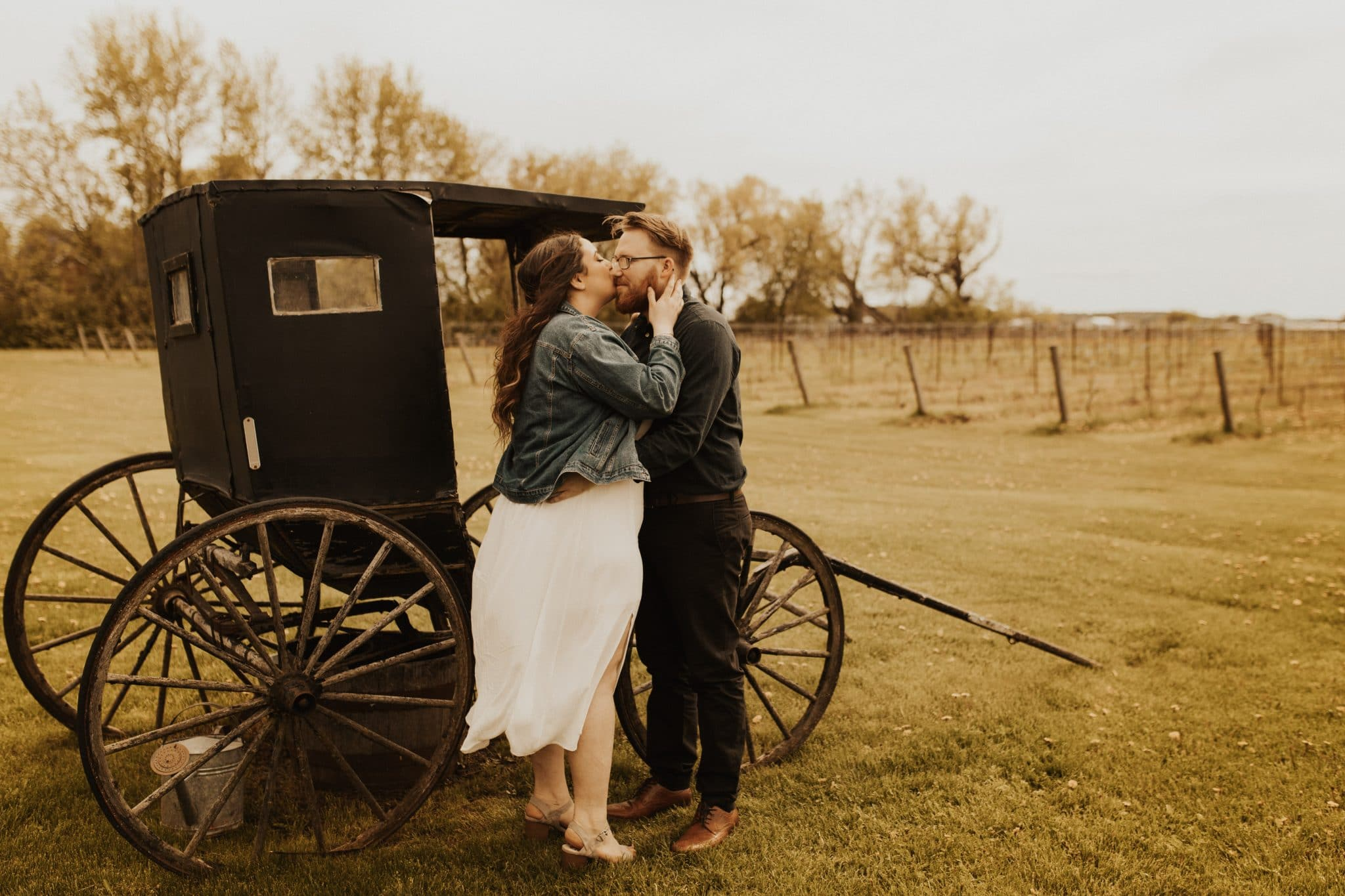 Outdoor Engagement Photo Locations in Toronto