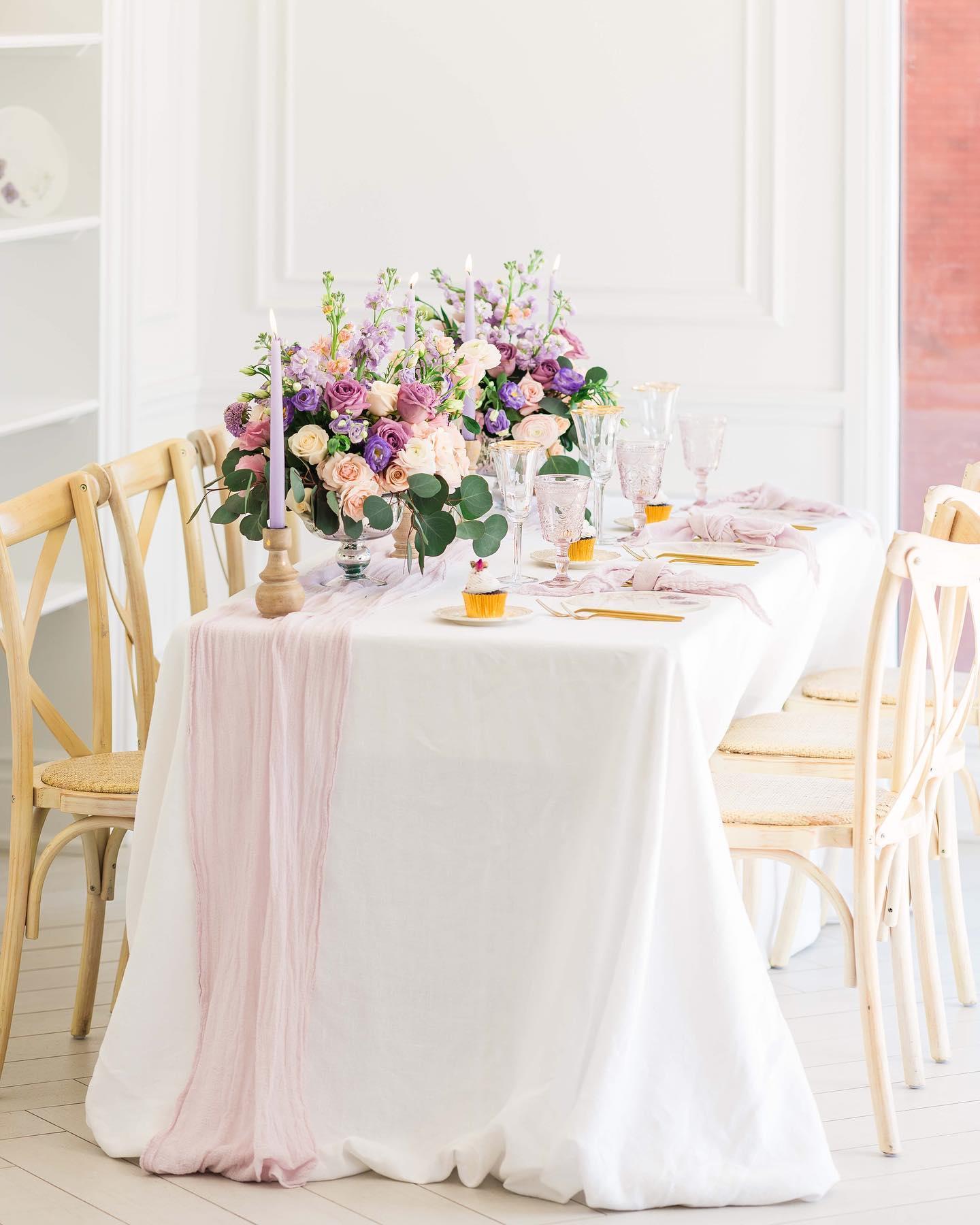 En Pointe Wedding & Events intimate wedding coordinator