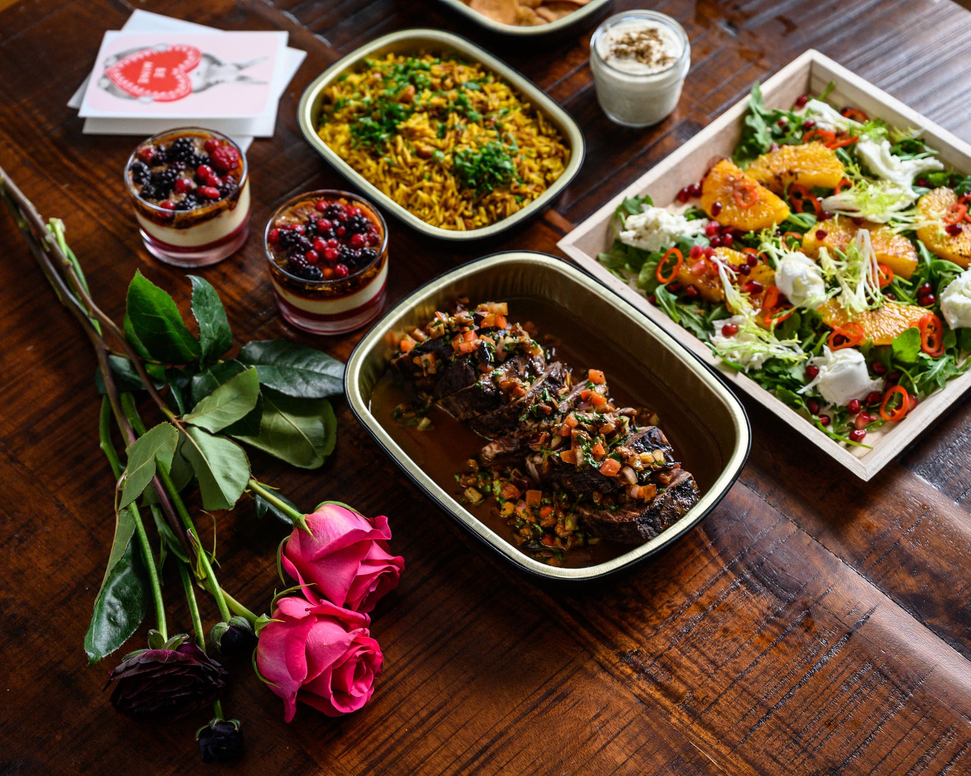 One Restaurant offering mother's day specials