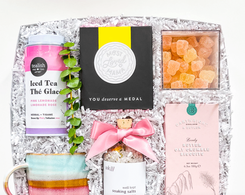 MAMA KNOWS BEST Mother's Day Gift Boxes