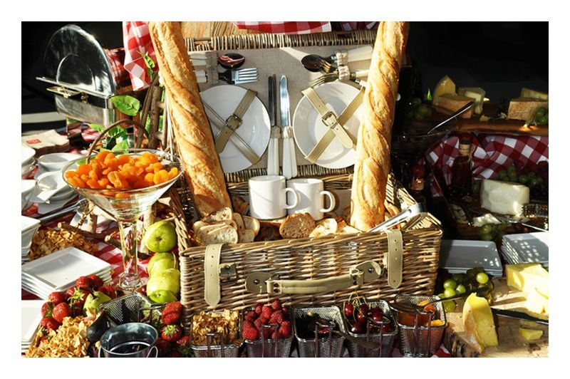 Enville, backyard catering company