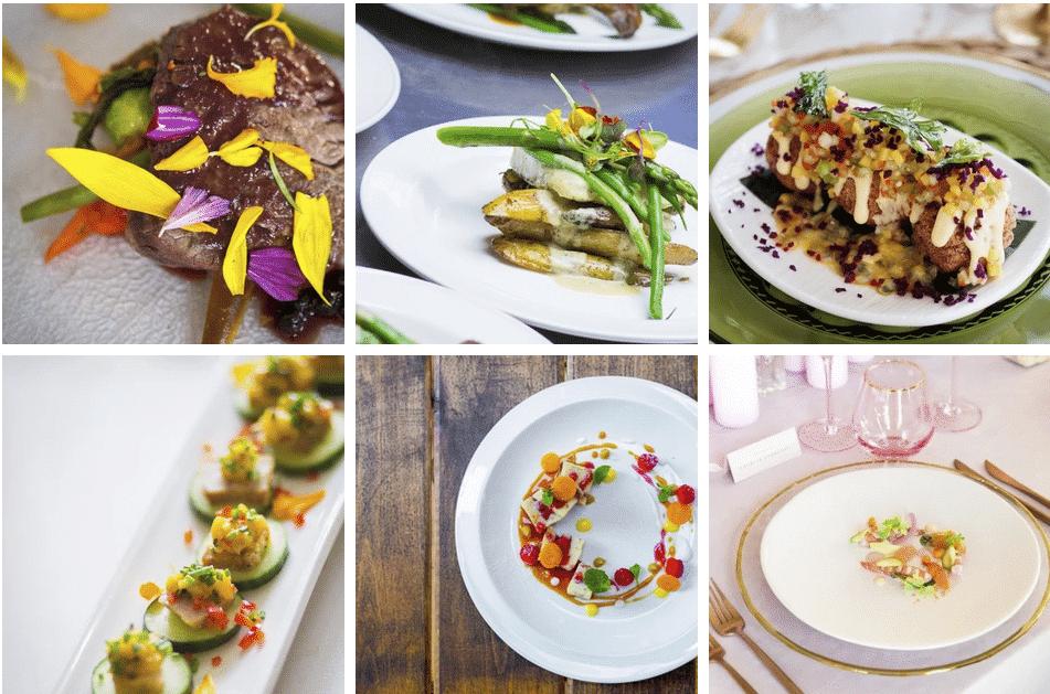Urban Acorn, catering companies COVID