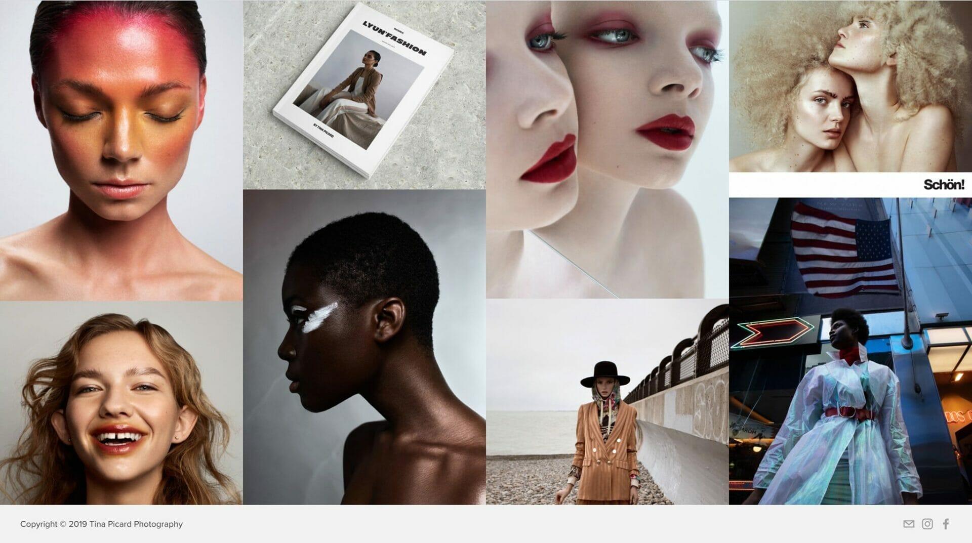 tina picard fashion photographer in toronto